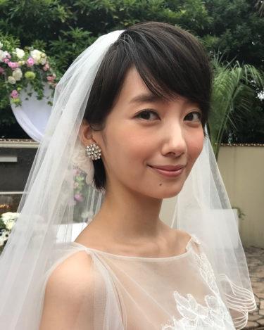 波瑠の花嫁(ウェディング)姿【画像】がかわいい!結婚相手や彼氏も気になる