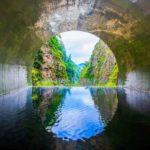 イッテQ|新潟の清津峡渓谷トンネルのアートや黒板教室の美術館はどこ?場所や行き方まとめ