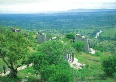 吉開千代がマサイ族と造ったアフリカサバンナの庭園の場所はケニアのムパタサファリクラブ【激レアさん】