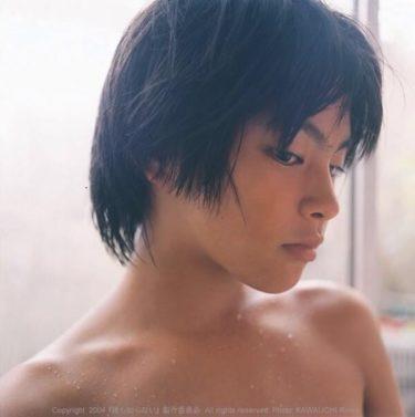 柳楽優弥は子供時代にジャニーズを合格!?昔の子役の頃がジャニ顔でかっこいい!